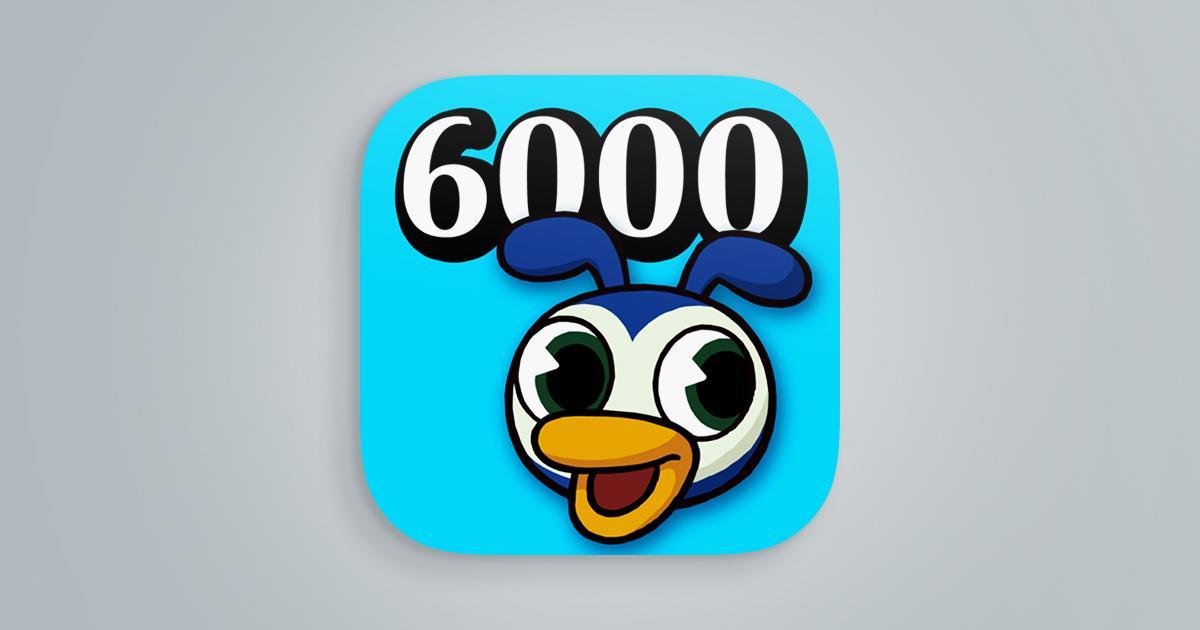 PowerWords 6000レベル