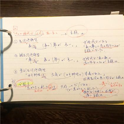 自作カードの厚さは10cm!自分の弱点を可視化したことが学習の手助けに