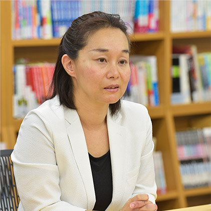 中国人のママ友と知り合ったことで、日本語教育に興味を持った