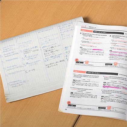 しっかりカリキュラムが設計されているので、学習に集中できました